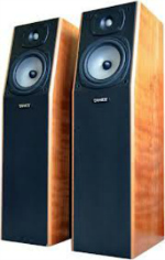 Tannoy Precision Series Speakers designed by Neil Taylor